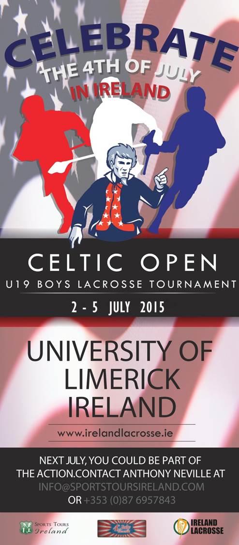 Celtic Open 2015
