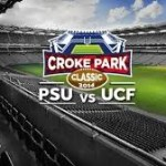 PSU V UFC August 30th Ireland 2014